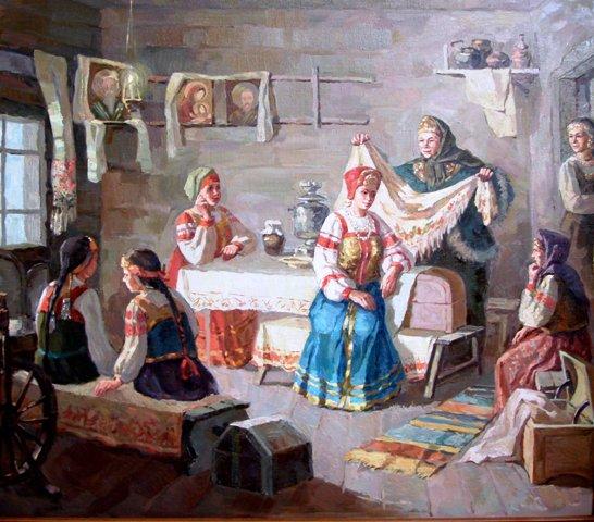 Управление культуры тяжинский район Комендова Анастасия